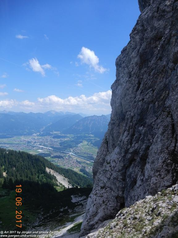 Philosophische Bildwanderung Gaichtspitze - Hahnenkamm -Tannheimer Tal - Österreich