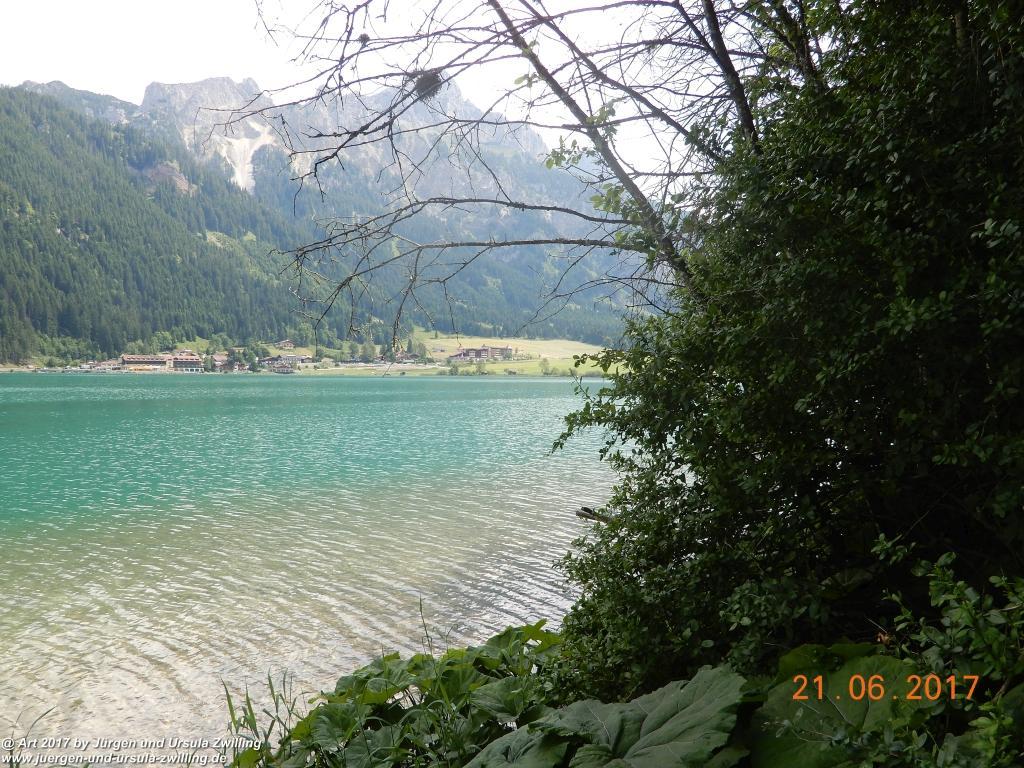 Philosophische Bildwanderung - Grän - Haldensee -Grän  Tannheimer Tal - Österreich