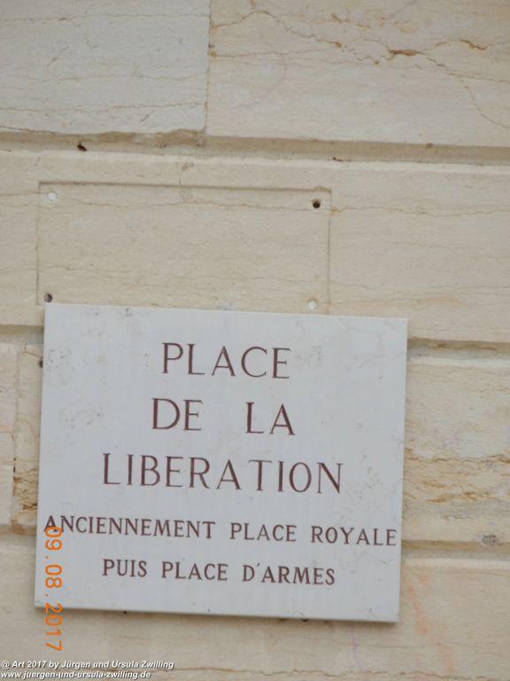 Dijon - Bourgogne-Franche-Comté - Frankreich