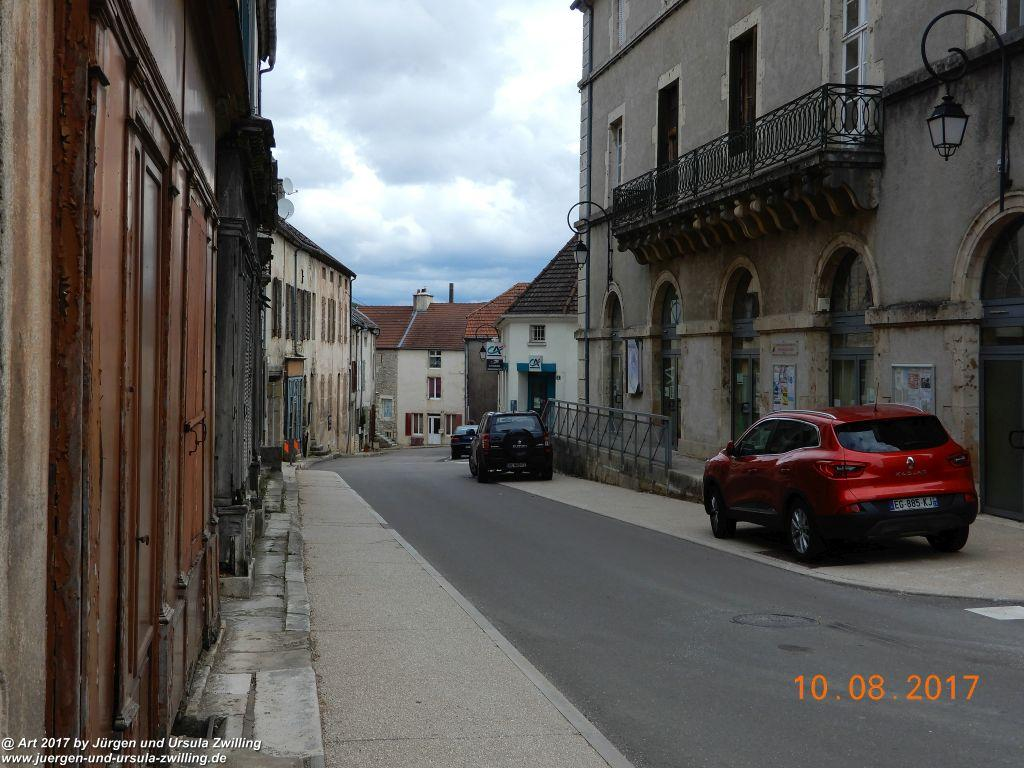 Saint - Seine - L' Abbaye - Bourgogne-Franche-Comté - Frankreich