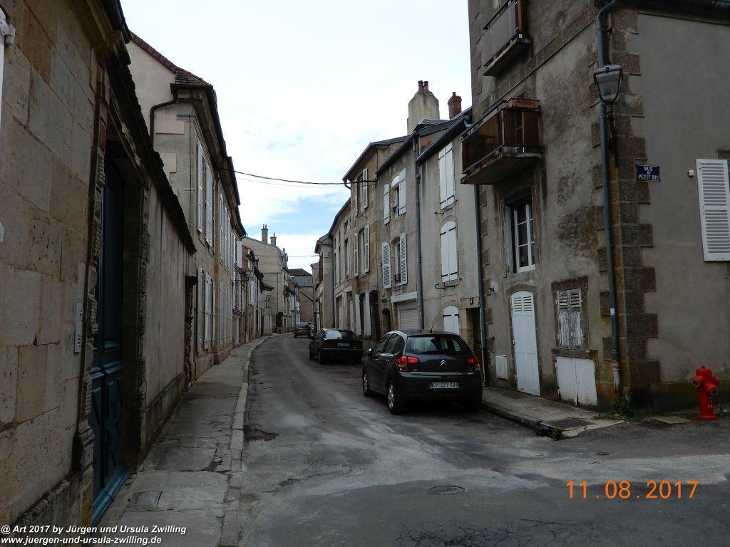 Langres - Haute-Marne - Grand Est - Frankreich