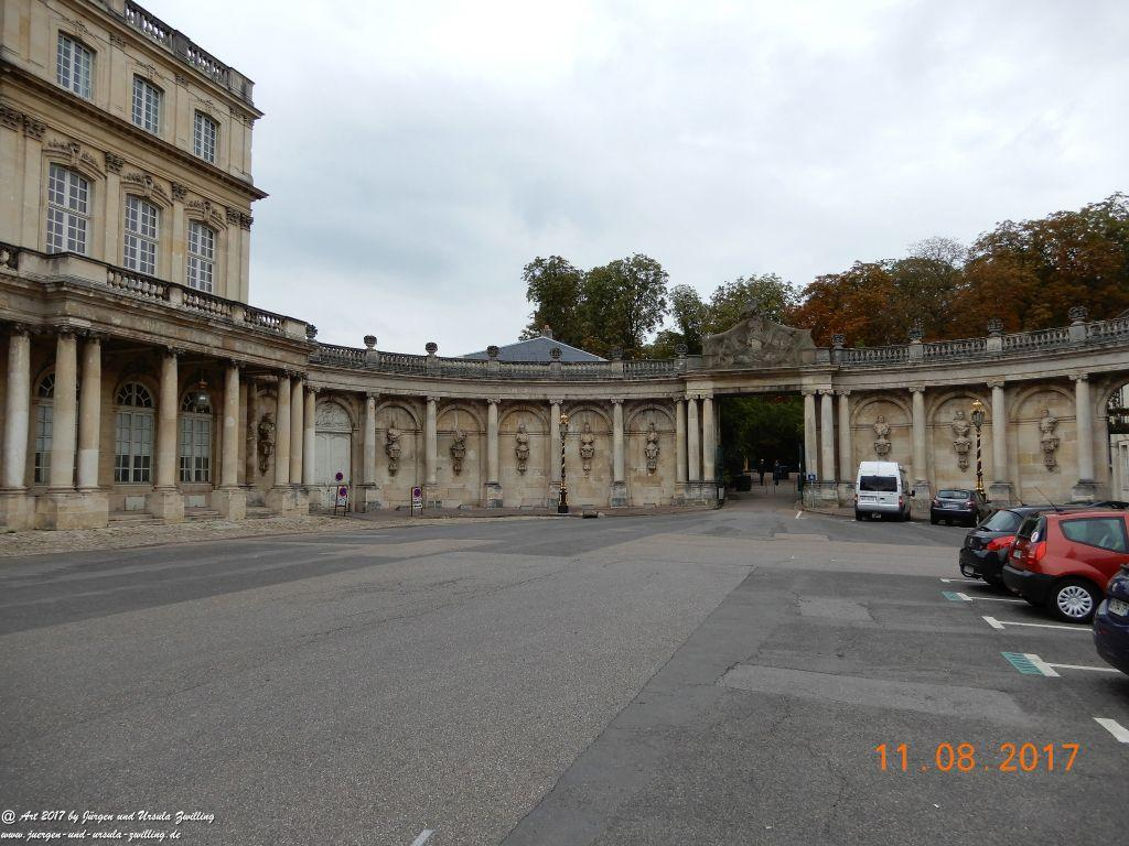 Nancy - Lothringen - Grand Est -Frankfreich