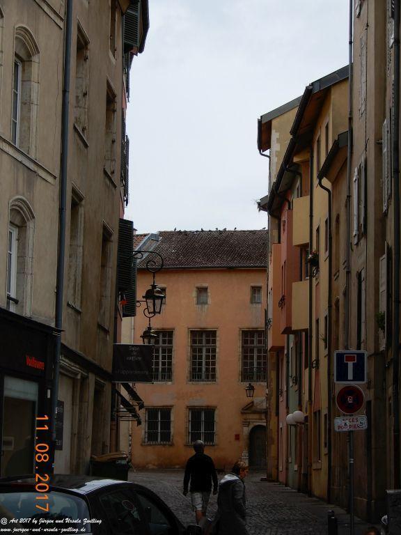Nancy - Lothringen - Grand Est -Frankfreich