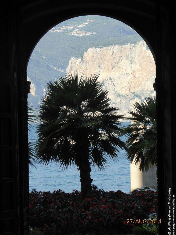 Malcesine -Lombardei - Brescia - Gardasee - Italien