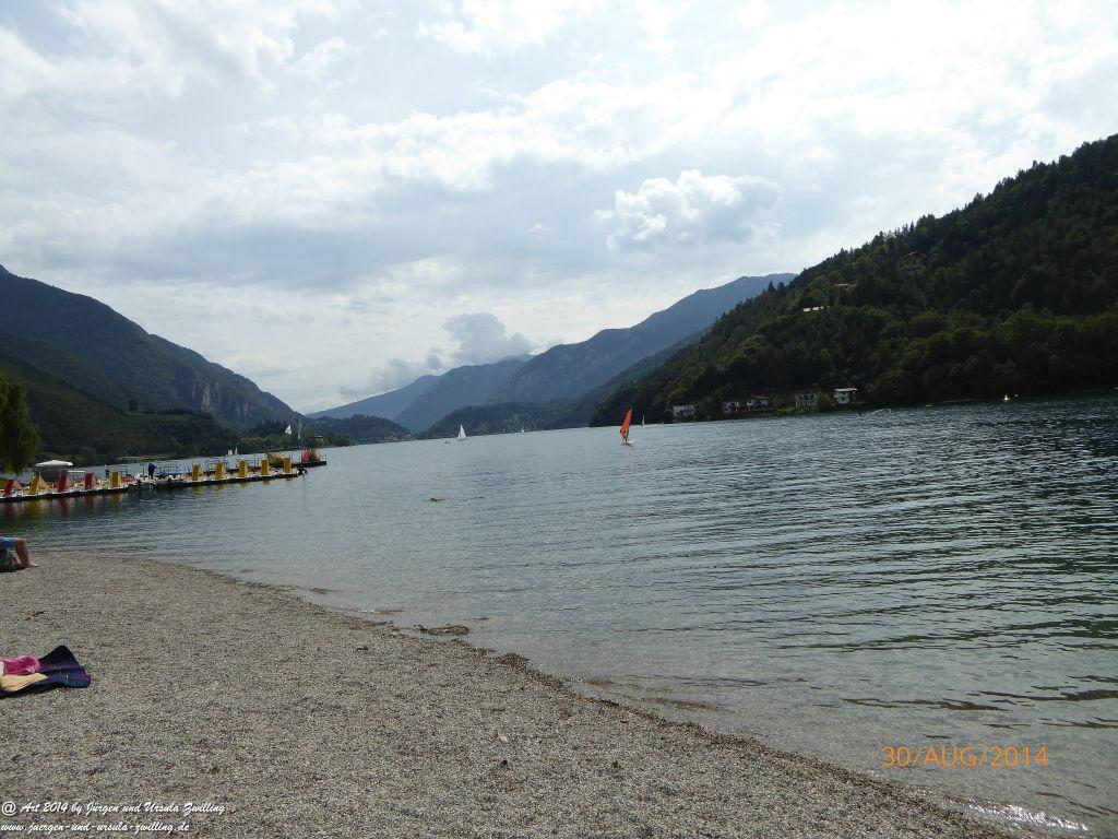 Ledrosee - Gardasee - Trient - Italien
