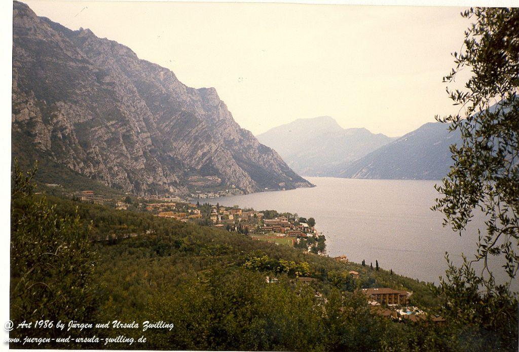 Gardasee - Lombardei - Brescia - Gardasee - Italien