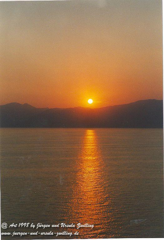 Gardasee und Monte Baldo - Lombardei - Brescia - Gardasee - Italien