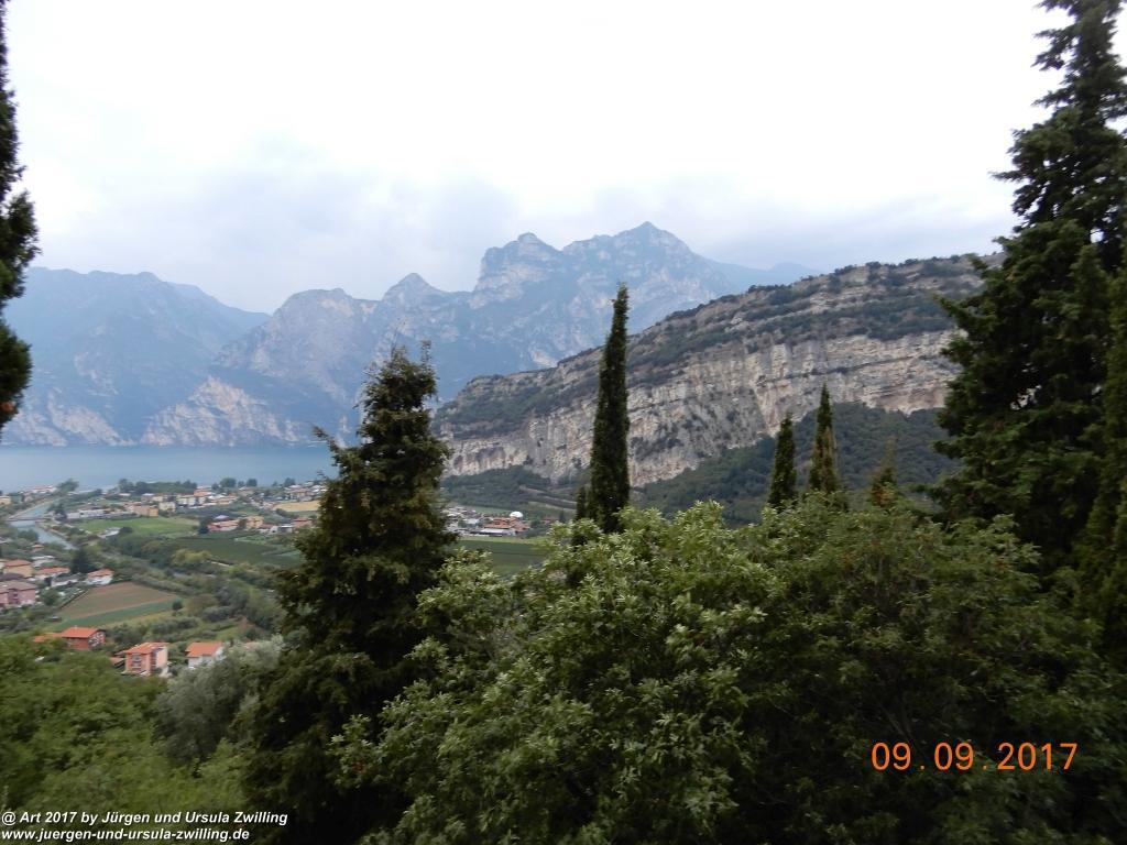 Nago-Torbole - Trient - Lombardei - Brescia - Gardasee Italien