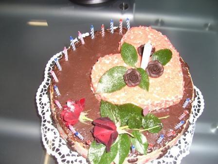 Geburtstag von unserer Tochter
