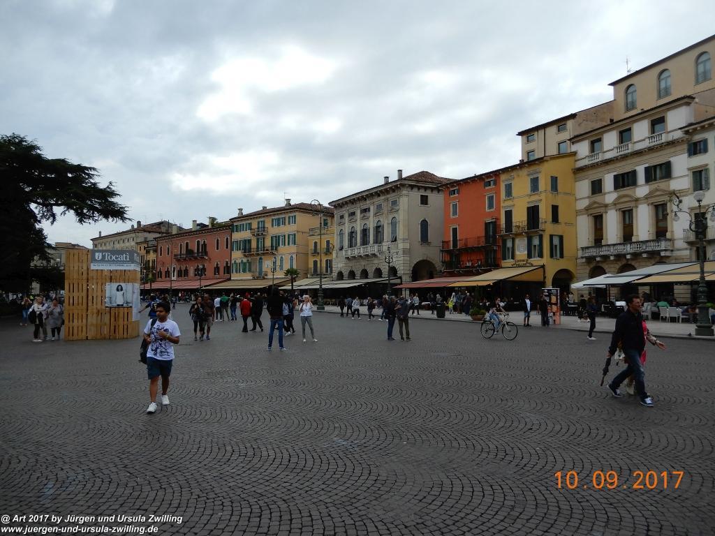 Verona - Venetien - Gardasee - Italien