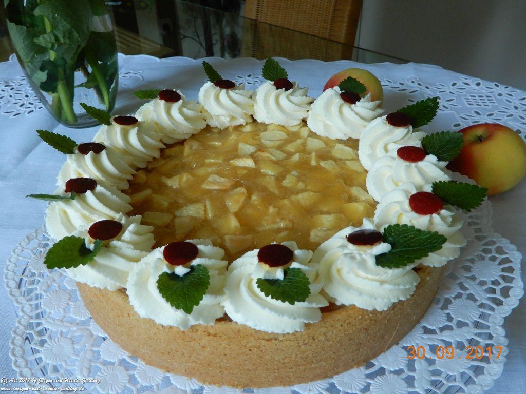 Ursula's Apfelweinkuchen