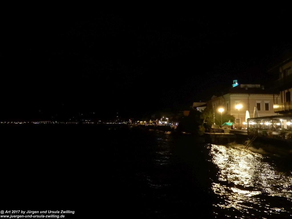 Limone sul Garda bei Nacht - Lombardei - Brescia - Gardasee - Italien