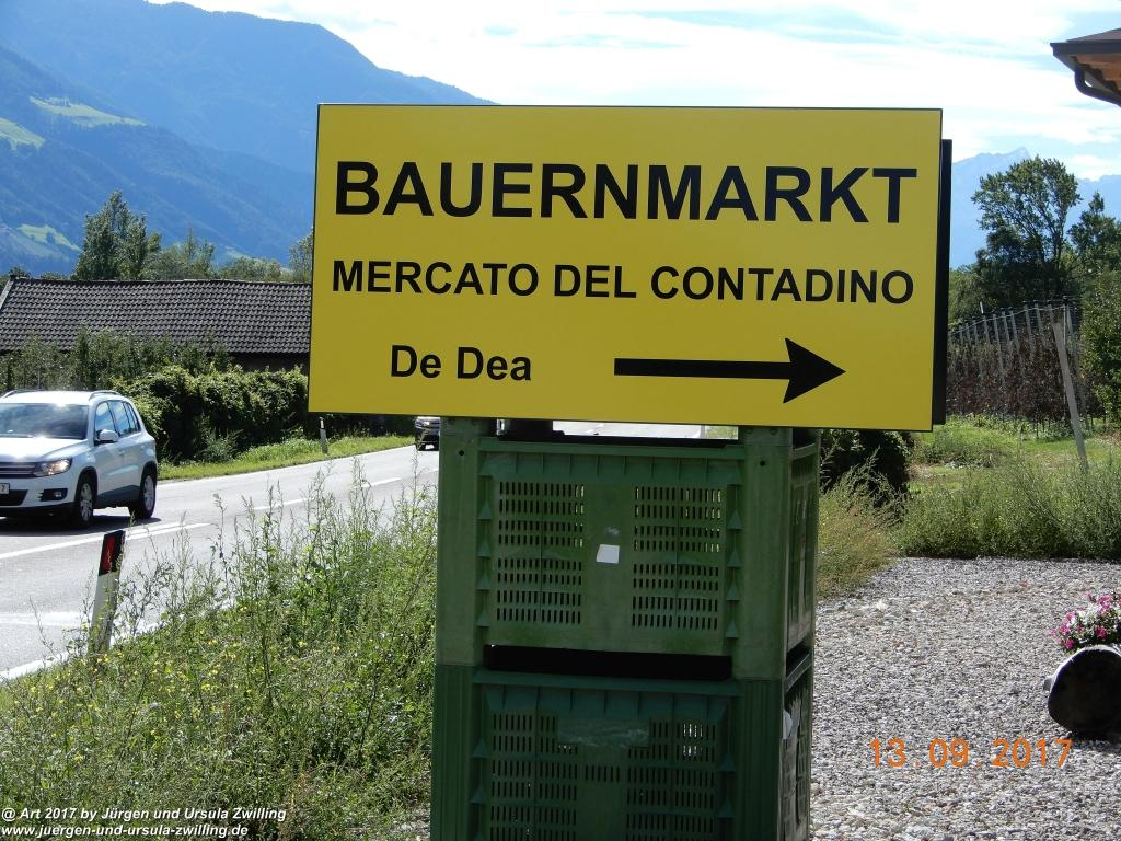 Shopping in Süddtirol - Italien