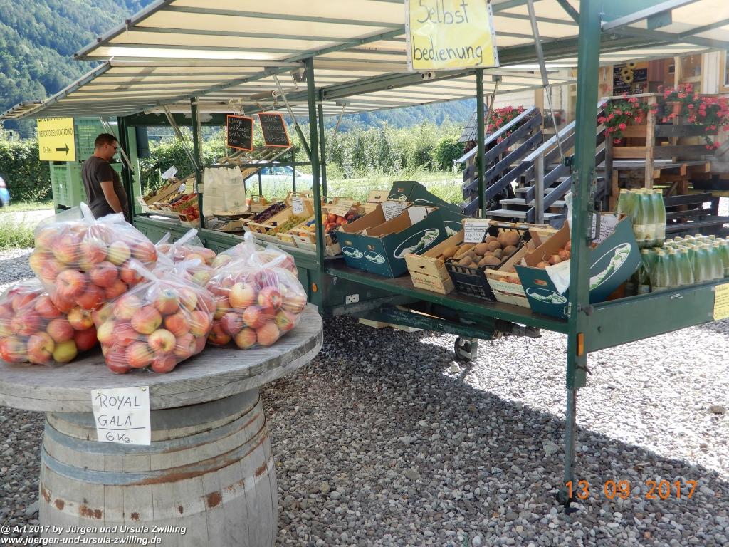 Shopping in Süddtirol - Italien