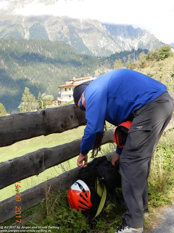 Philosophische Bildwanderung Von Nauders über Parditschhof   zur Labaunalm -Vinschgau - Österreich