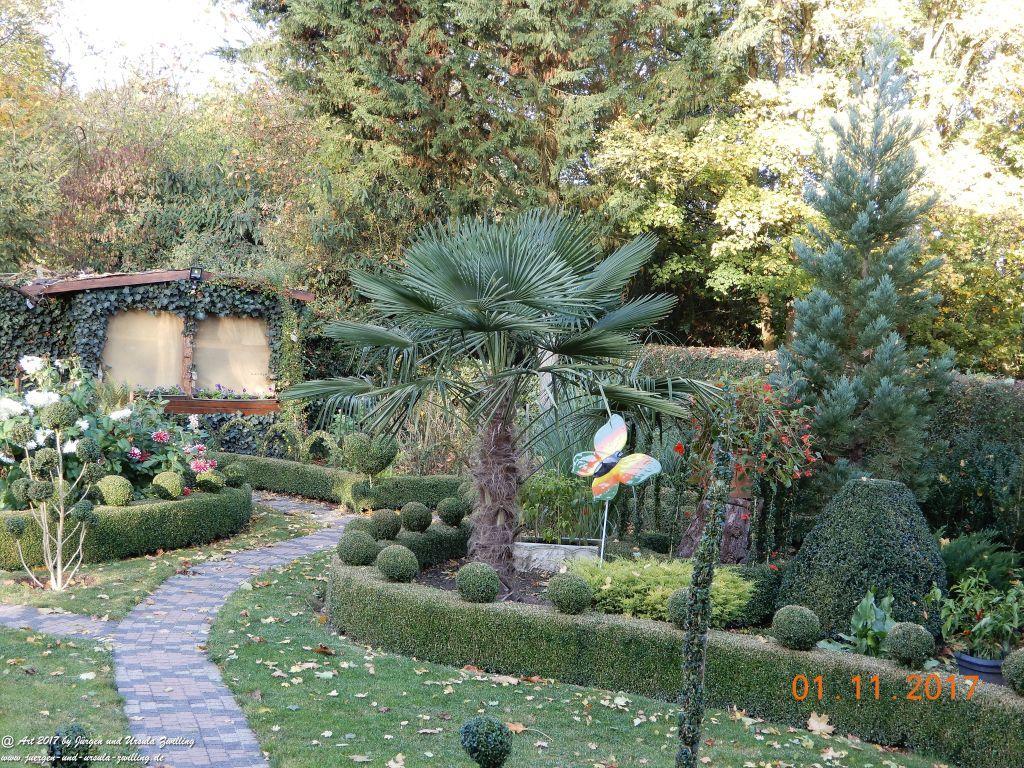 November im Garten