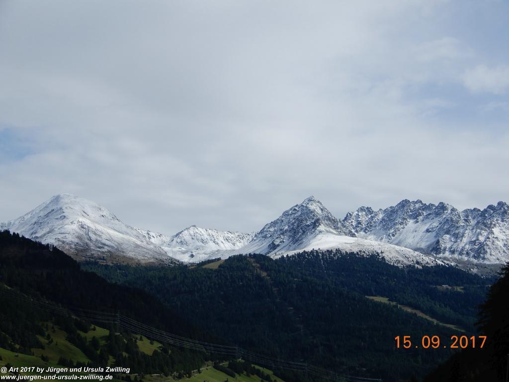 Nauders am Reschenpass - Tirol - Landeck - Österreich