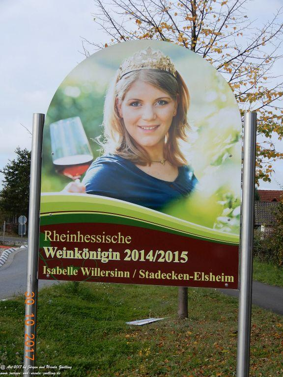 Philosophische Bildwanderung Hiwweltour-Stadecker-Warte - Rheinhessen