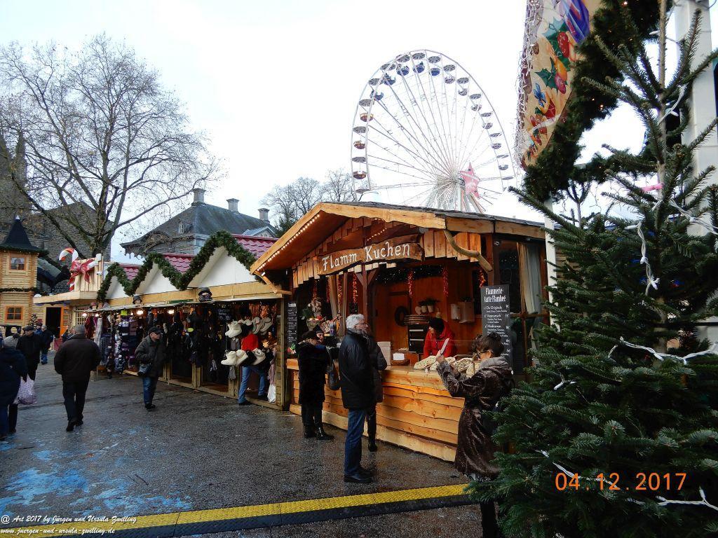 Weihnachtsmarkt in Maastricht - Limburg - Niederlande