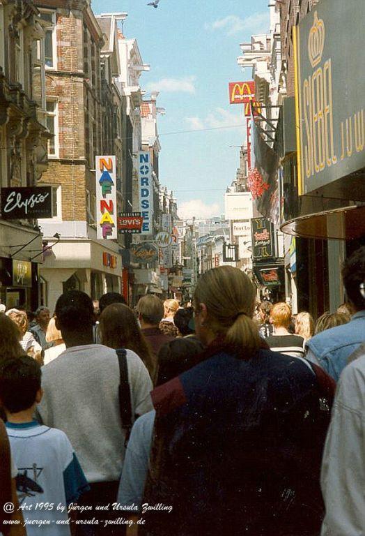 Amsterdam 1995 -Niederlande