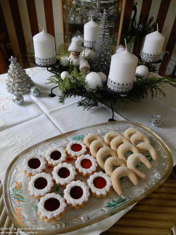 Ursula's Advent's und Weihnacht's Plätzchen Mix 2017