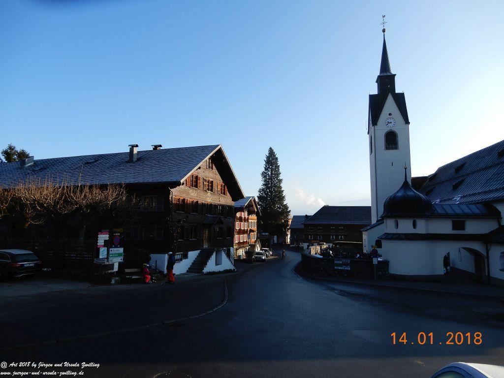 Philosophische Bildwanderung Schwarzenberg - Panoramawanderung – Bödele – Meierei – Dornbirner Hütte – Lustenauer Hütte – Schwarzenberg - Bregenzerwald - Vorarlberg - Österreich