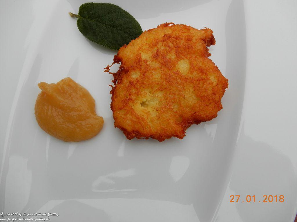 Eröffnung der Gartensaison 2018 - Ursula's Mainzer Kartoffelpuffer