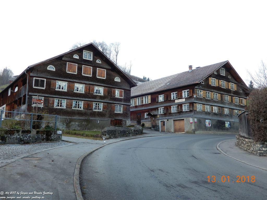 Schwarzenberg - Bregenzerwald - Vorarlberg - Österreich