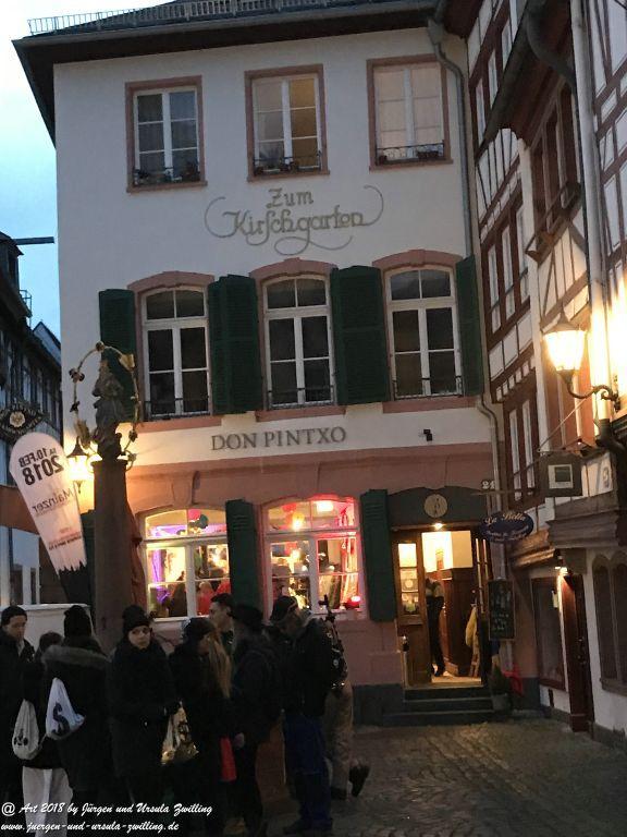Fastnacht  in Mainz - Helau
