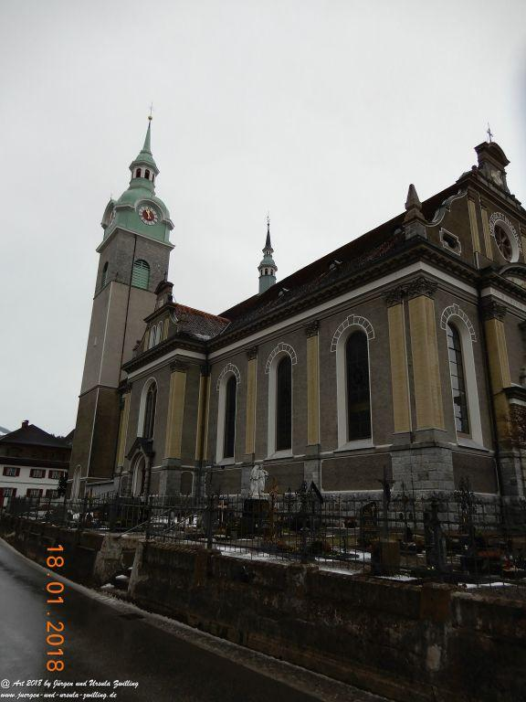 Bezau  - Bregenzerwald - Vorarlberg - Österreich
