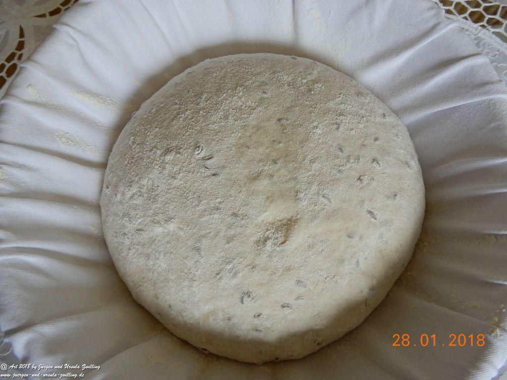 Ursula's Mainzer Kümmel-Anis-Brot