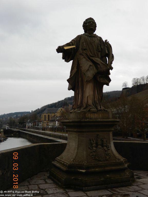 Würzburg in Bayern