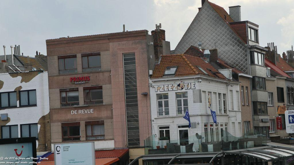 Ostende -Oostende  Belgien - Provinz Westflandern -Nordsee