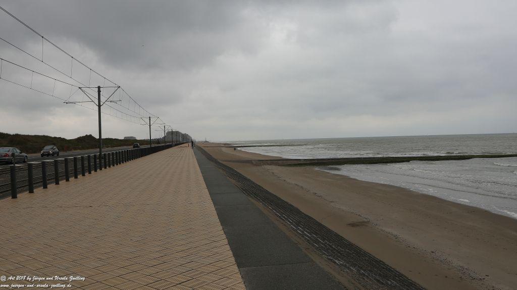 Philosophische Bildwanderung Erster Weltkrieg Ostende - Oostende - Belgien - Nordsee
