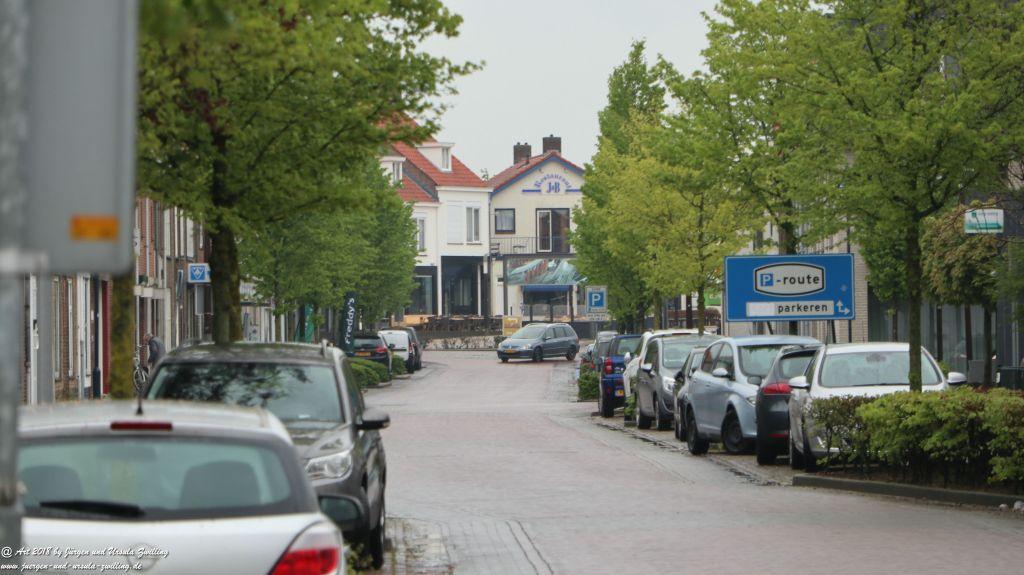 Breskens - Gemeinde Sluis in Zeeuws Vlaanderen - Niederlande -Holland - Nordsee
