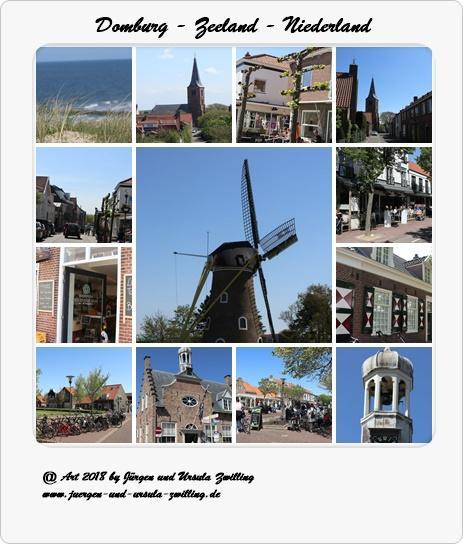 Domburg - Zeeland - Niederland -Nordsee