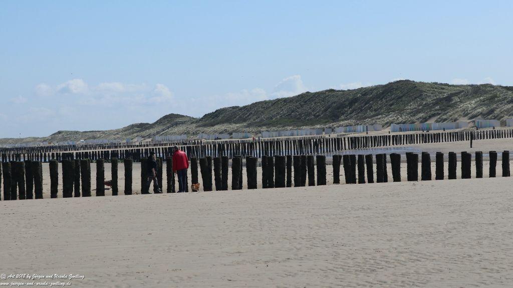 Philosophische Bildwanderung Domburg - Zeeland - Küstenwanderung Niederlande - Nordsee