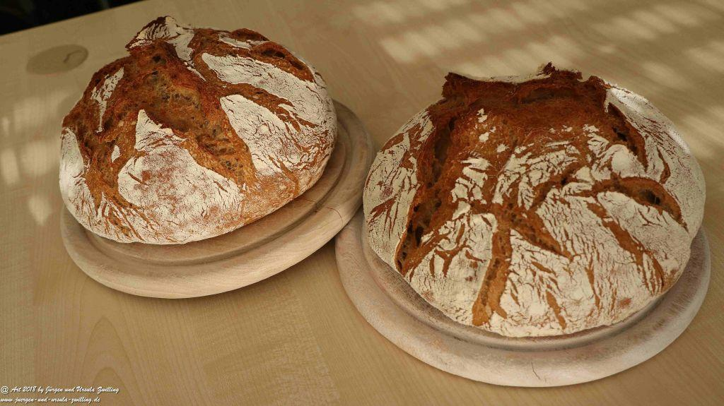 Ursula's Zwilling's Brot