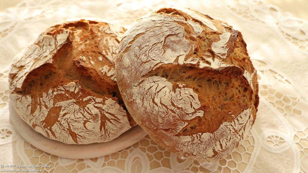 Ursula's Zwilling's Brot