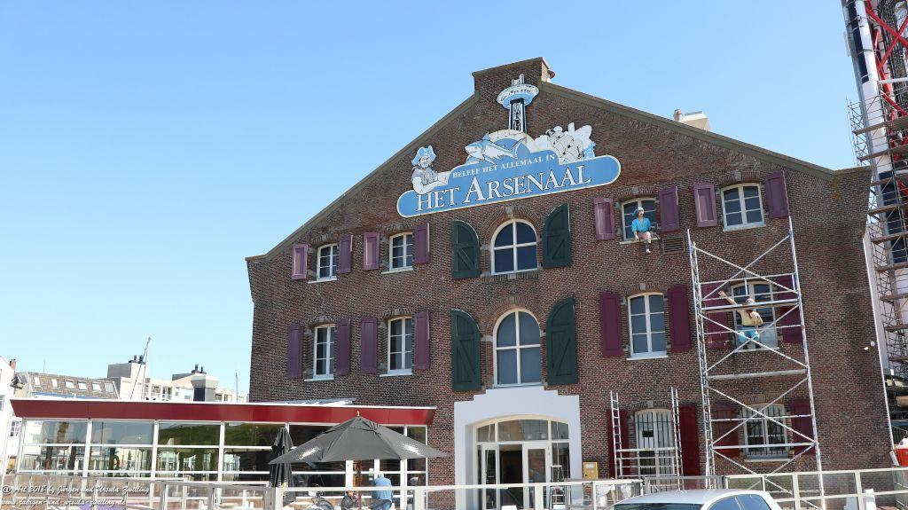 Philosophische Bildwanderung Vlissingen - Zeeland - Küstenwanderung Niederland
