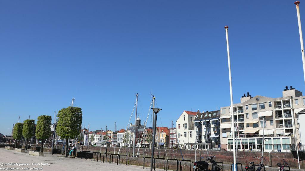 Vlissingen - Zeeland - Niederland - Nordsee