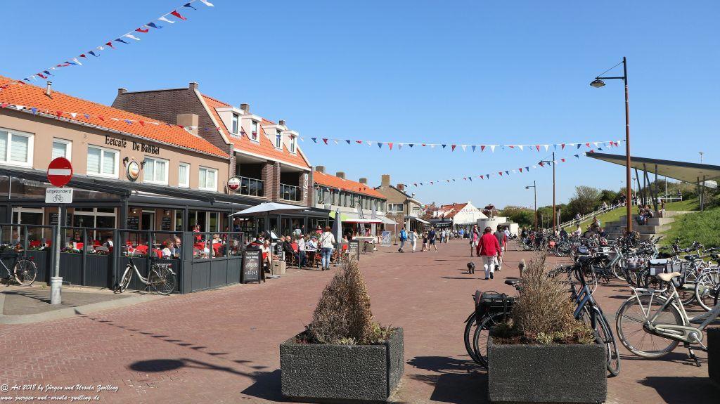 Zoutelande - Zeeland - Niederland - Nordsee