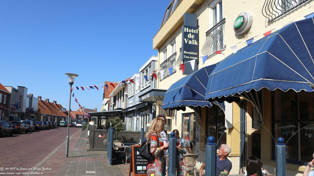 Westkapelle - Zeeland - Niederlande - Nordsee