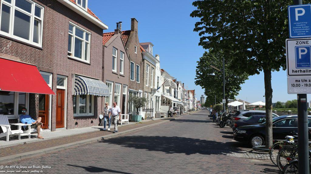 Zierikzee - Zeeland - Niederlande - Nordsee
