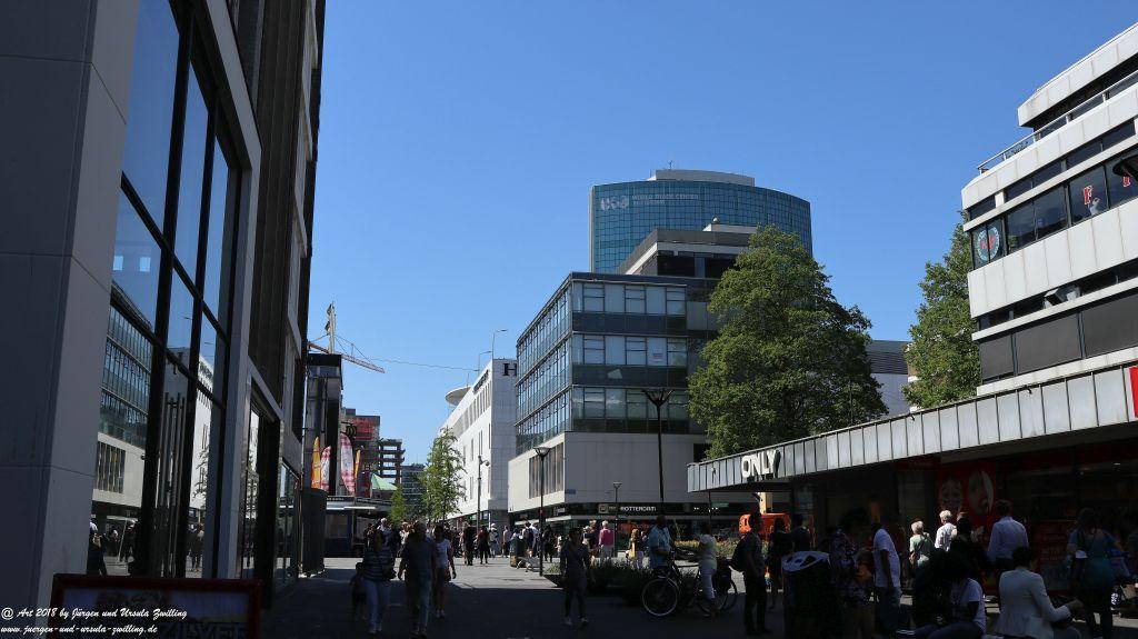 Rotterdam  - Niederlande - Nordsee