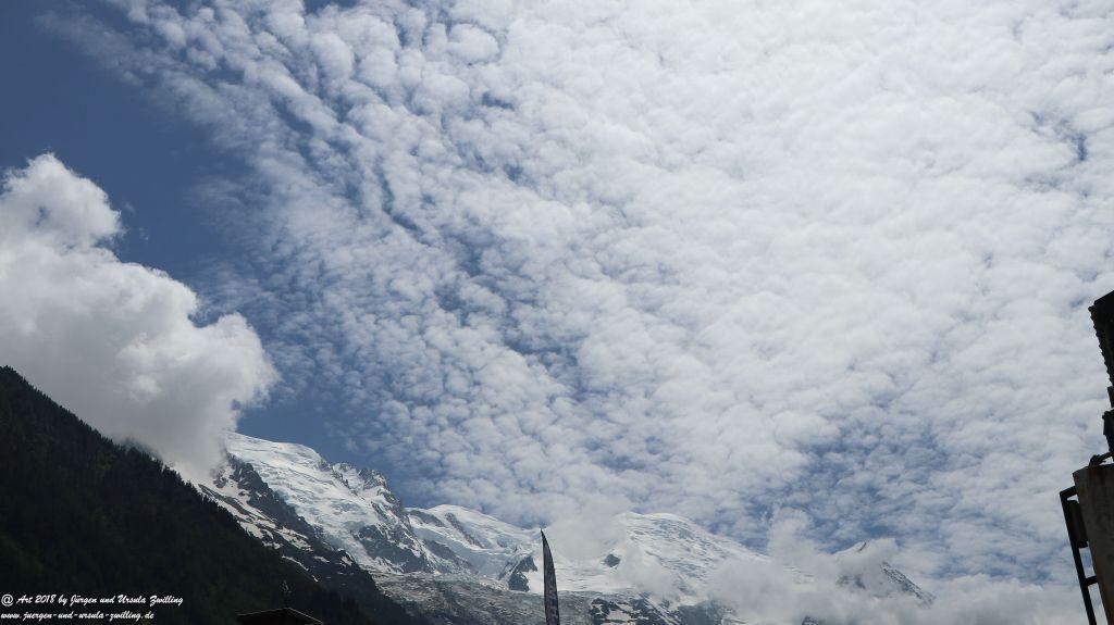 Chamonix Mont Blanc - Frankreich
