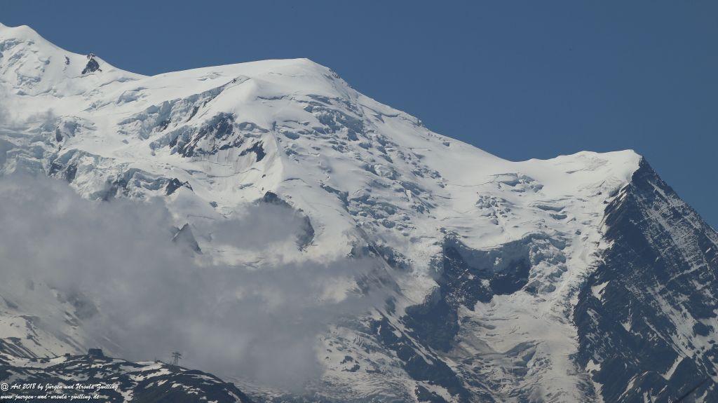 Argentiére Mont-Blanc - Frankreich
