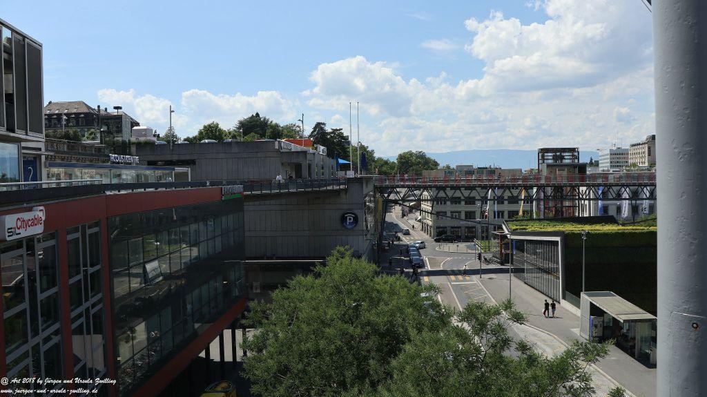 Lausanne - Genfer See - Lac Léman - Schweiz