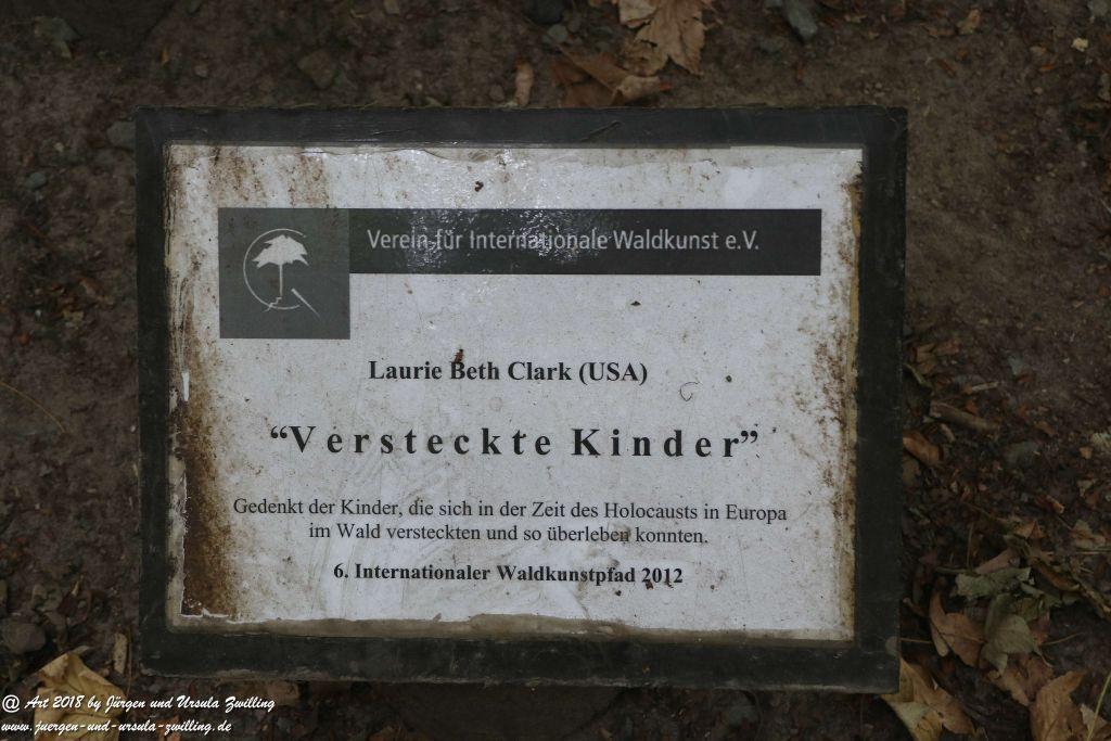 Internationaler Waldkunstpfad - Kunst Ökologie in Darmstadt