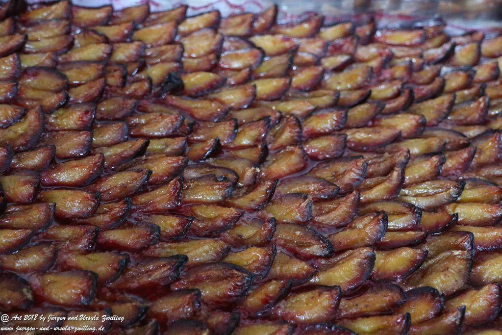 Ursula's Quetschekuchen -Zwetschgenkuchen